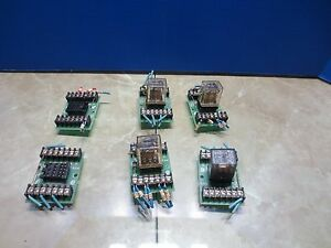 Curtis Circuit Board Rs14 Tng5 0 Lot Of 6