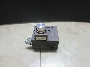 Daikin Throttle Valve Unit St g02 2 10 10m28 Cnc Ikegai Ft25u