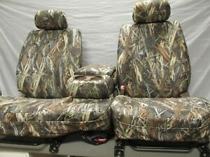 Durafit Seat Covers T787 Camo 2000 2004 Toyota Tundra 40 60 Exact Seat Covers