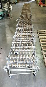 Nestaflex 375 Flexible Conveyor 2 X 25 Long shipping Available 2295sr