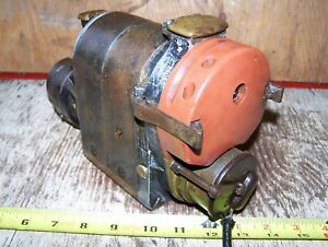 Old Bosch Zu4 Hart Parr Tractor Magneto Car Truck Hit Miss Engine Steam Oiler