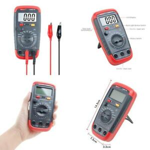Multimeter Digital Capacitance Meter Capacitor Pro Tester 0 1pf 20000uf With Lcd