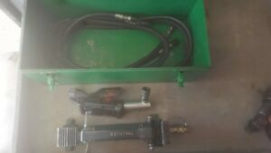 Greenlee 800 Hydraulic Cable Bender With 1725 Foot Pump