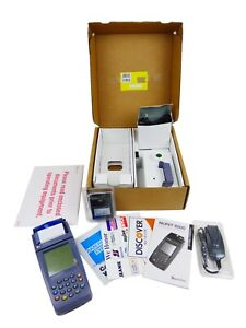 Verifone Nurit 8000s Wireless Point Of Sale Credit Card Terminal With Extras