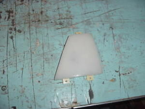 Vintage Right Hand Marker Light 1982 83 Buick Century Lens 5973550