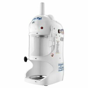 Great Northern Polar Pal Block Ice Shaver Electric Snow Cone Maker Built In