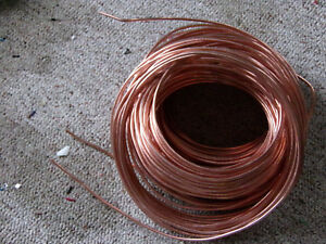 Ground Wire 6 Awg Gauge Solid Bare Copper 100