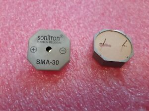 Lot X 50 Sma 30 Piezo Buzzer Smd 30x10 5mm 1 5 24v 2 5khz 87db