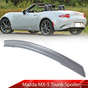 Painted Mazda Mx 5 Miata 4th 2d Convertible L Rear Trunk Spoiler Wing 2019