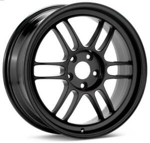 Enkei Rpf1 18x9 5x114 3 35mm Black Wheel 3798906535bk