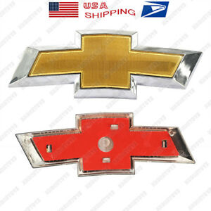 New Parts Front Grill Chevrolet Logo Cross Emblem For Chevy 11 14 Chevy Cruze