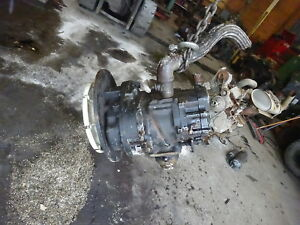 Sullair 185 Cfm Airend Air Compressor Pump End John Deere Diesel