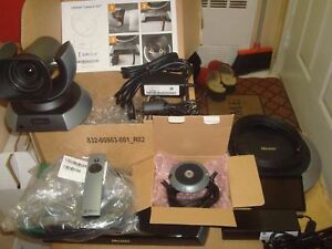 Lifesize Icon 600 Hd Video Conferencing Unit W camera 10x hd Phone micpod Bundle