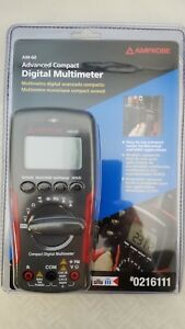 Amprobe Am 60 Advanced Compact Digitial Multimeter