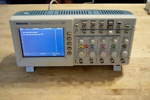 Tektronix Tds2014 Digital Oscilloscope