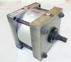 C C Manufacturing Air Cylinder 6 In Bore 2 In Stroke 250 Psi Large Diameter