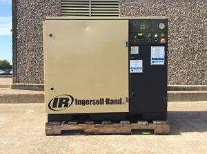 30hp Air Compressor Ingersoll Rand Screw Compressor 1181
