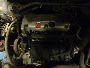 Engine 2010 Honda Accord Ex 2 4l Pzev Motor With 84 426 Miles