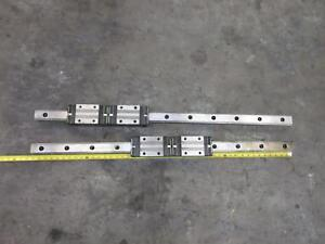 Thk Linear Scale Guide Rail Hsr45 Yz70415kb Ya0418kb Tsugami Ma3h Cnc Mill Each