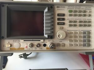 Hp 8591a Spectrum Analyzer 9khz 1 8 Ghz