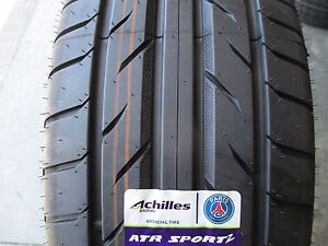 2 New 275 40zr18 Achilles Atr Sport2 Tires 275 40 18 2754018 R18
