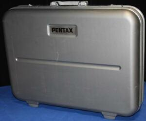 Pentax Endoscope Hard Shell Carrying Case Suitcase Free Shipping