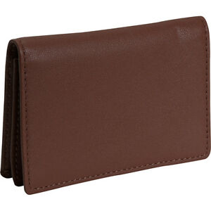 Royce Leather Business Card Holder Coco Business Accessorie New