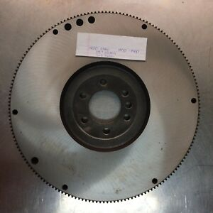 400 Chevy Cast Iron Flywheel 168 Tooth 12 Clutch Gm Sbc 1970 1980 Reconditioned