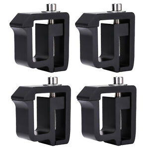 Heavy Duty Aluminum Mounting Clamps For Truck Cap Camper Shell Set Of 4