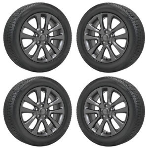 20 Jeep Grand Cherokee High Altitude Wheels Rims Tires Factory Oem Set 9168