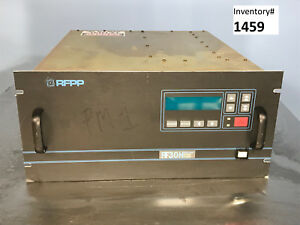 Rfpp Rf30h Rf Generator 7522170170 3000w 208v 13 56mhz used Tested Working