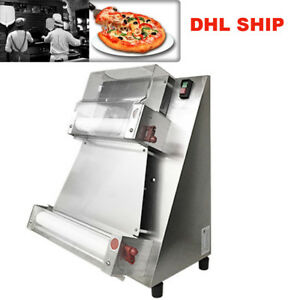 Automatic Pizza Dough Roller Sheeter Machine Pizza Making Machine Easy Moving