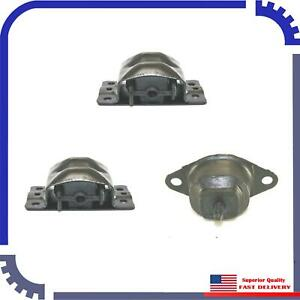 Brand New Dea Engine Motor Mount Set Of 3 Fits 1982 1986 Chevrolet C10 Silverado