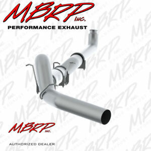 Mbrp 5 Down Pipe Back Exhaust 2001 2007 Chevy 2500 3500 Diesel Lb7 Lly Lbz