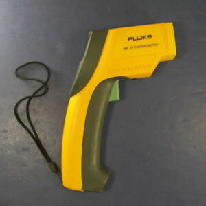 Fluke 63 Ir Thermometer Good Condition
