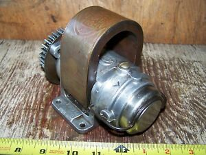 Old Bosch Fx1 Ihc Type M Hit Miss Gas Engine Magneto Gear Steam Tractor Hot