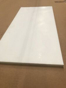 Teflon ptfe Sheet Virgin Grade Natural 1 2 Thick 12 X 24