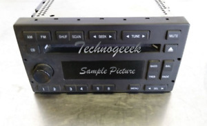Ford Crown Victoria Mercury Grand Marquis Radio Stereo Cd Player Subwoofer Oem
