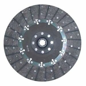 New Clutch Disc For Ford New Holland Tractor 345c 345d Loader 13 10 Spline