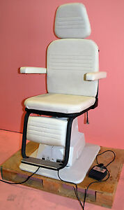 Reliance 5200h Ophthalmic Chair With Foot Switch Works