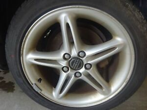 Oem Alloy Wheel 2000 Volvo C70 17x7