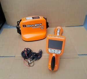 Utiliguard 5 Plus Advanced Ditch Witch Subsite Cable Pipe Utility Locator T5