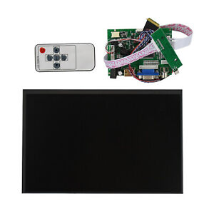 1280 800 10 1inch Ips Lcd Screen Display Panel Hdmi vga 2av Driver Board For
