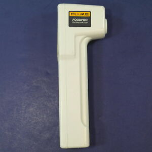 Fluke Foodpro Thermometer Very Good Condition