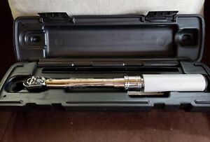 Snap On Qd1rn6a 1 4 Drive Torque Wrench