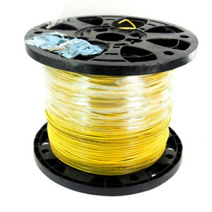 2500 Ft Reel Stranded Building Wire 14awg Thhn Nylon Jacket 600v Encore Wire