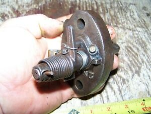 Old Fuller Johnson N K Hit Miss Gas Engine Ignitor Steam Tractor Magneto Oiler