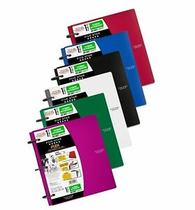 Five Star Flex Notebinder 1 5 inch Capacity 11 5 X 11 25 Inches Notebook A