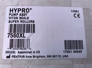 New Hypro Silvercast 7560xl 8 Roller Pump Roundup Resistant