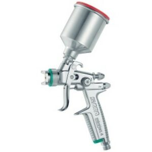 Sataminijet 3000 B Hvlp Spray Gun With 1 Osr Nozzle Set And 150 Aluminum Cup